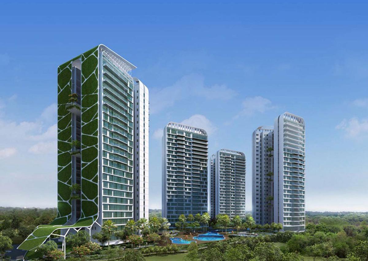 Green Building Singapore