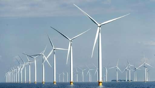 world's largest wind farm